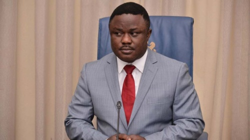 Benedict Bengioushuye Ayade, Governor of Cross River State