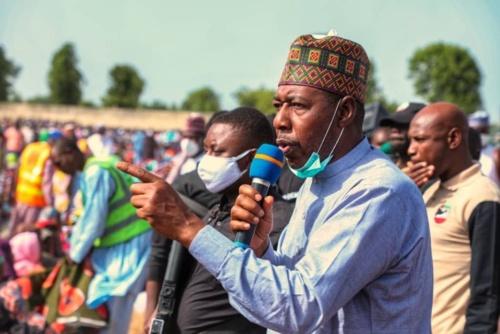 Governor Babagana Zulum